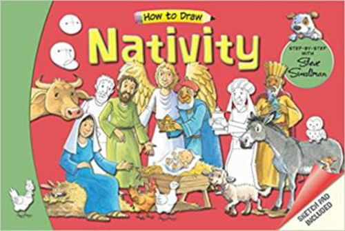 Picture of How to Draw Nativity: Step-by-Step