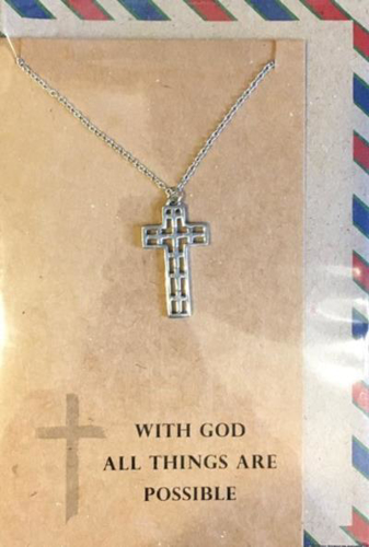 Picture of Necklace Chain - Cross