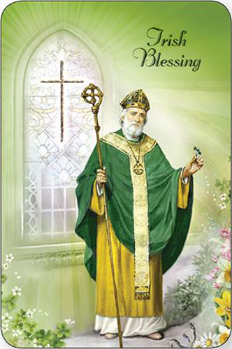 Picture of Prayer Card - Irish Blessing
