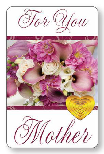 Picture of Prayer Card - For You Mother