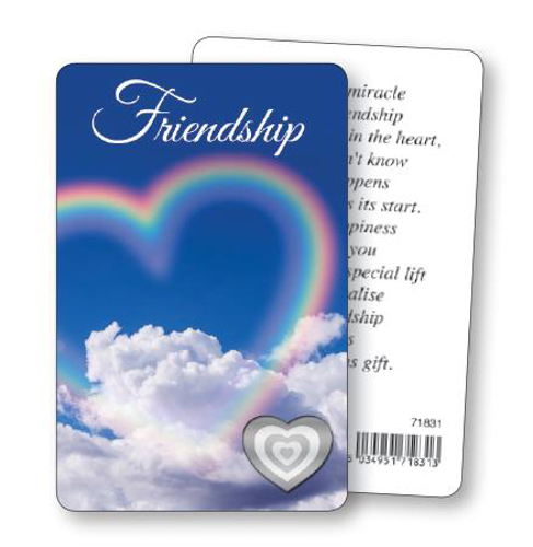 Picture of Prayer Card - Friendship