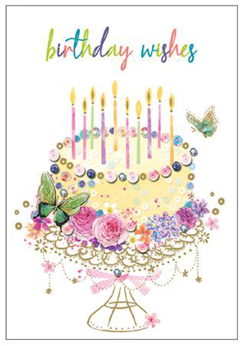 Picture of Birthday Wishes