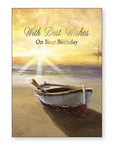 Picture of With Best Wishes on Your Birthday