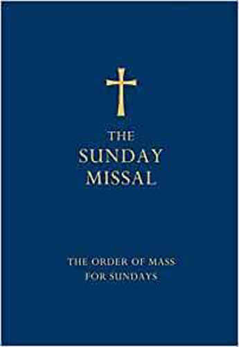 Picture of The Sunday Missal: Blue