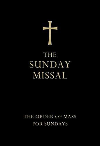Picture of The Sunday Missal: Black