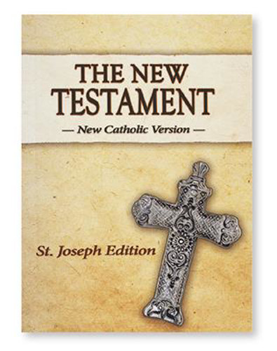 Picture of New Testament - New Catholic Version
