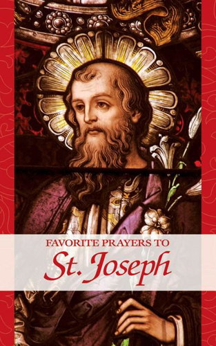 Picture of Favorite Prayers to St. Joseph
