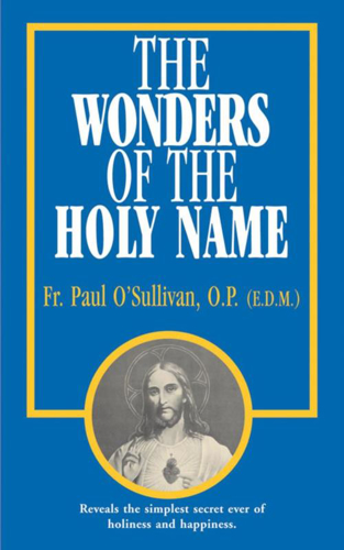Picture of Wonders of the Holy Name