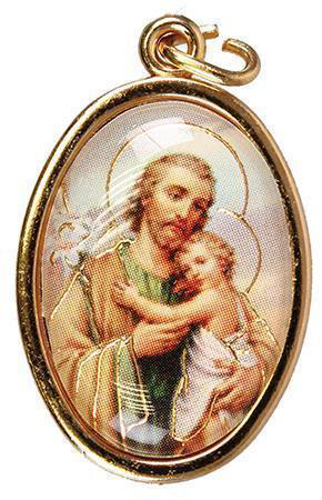 Picture of St. Joseph: Picture Medal