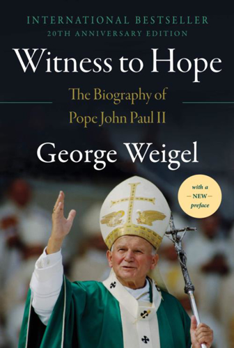 Picture of Witness to Hope: The Biography of Pope John Paul II