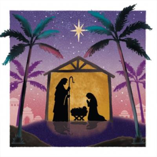 Picture of Christmasd Card - Pack of 20