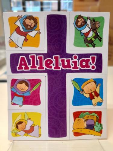 Picture of Alleluia: Puzzle Magnet