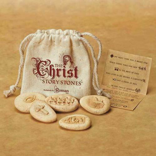 Picture of The Christ Story Pocket Stones