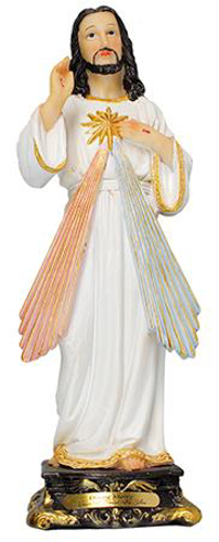 Picture of Resin Statue: Divine Mercy 16 Inch