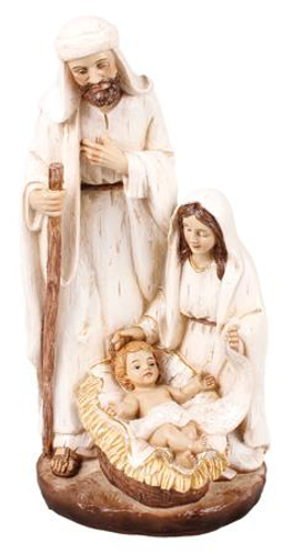 Picture of Resin Holy Family Nativity 25cm