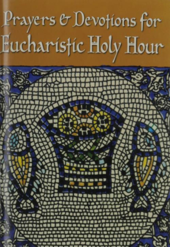 Picture of Prayers & Devotions for Eucharistic Holy