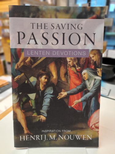 Picture of The Saving Passion: Lenten Devotions