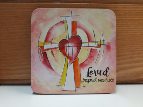 Picture of Easter Coaster - Loved