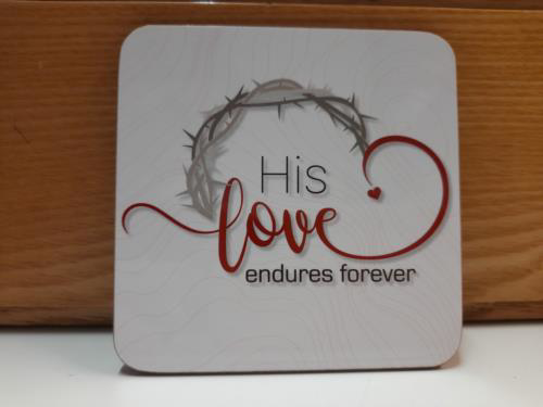 Picture of Easter Coaster - His Love