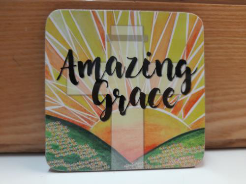 Picture of Easter Coaster - Amazing Grace
