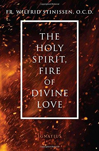 Picture of Holy Spirit Fire of Divine Love
