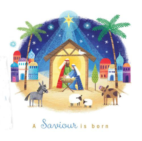 Picture of Mini Christmas Cards - Pack of 18 assorted