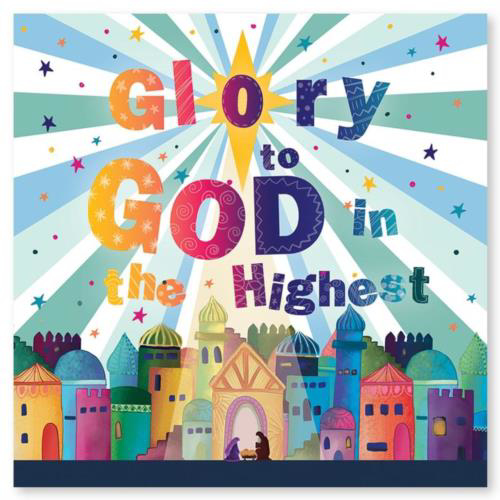 Picture of Glory to God in the Highest - Pack of 10
