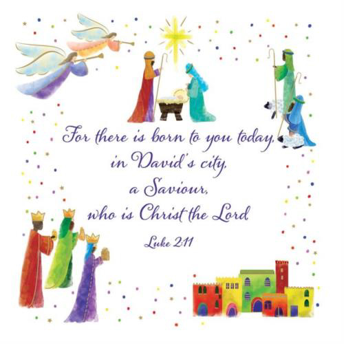 Picture of Saviour - Pack of 10