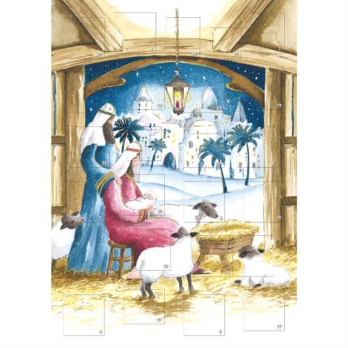 Picture of Advent Calendar - Peace to You