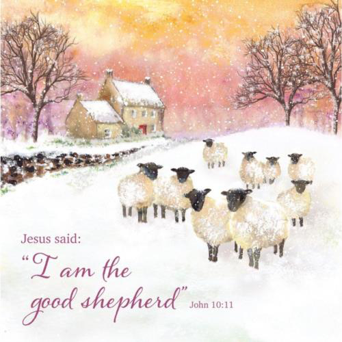 Picture of The Good Shepherd - Pack of 10