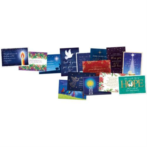 Picture of Christmas Postcards: Pack of 15