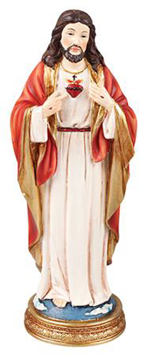 Picture of Sacred Heart of Jesus 8 inch