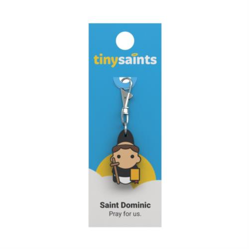 Picture of Keyring Clip - St. Dominic