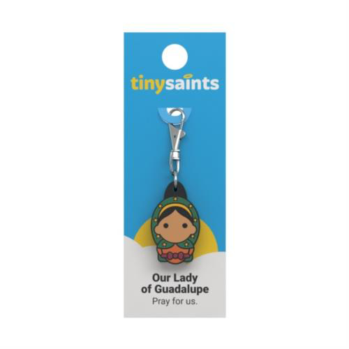 Picture of Keyring Clip - Our Lady of Guadalupe