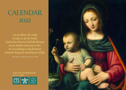 Picture of CTS Calendar 2022